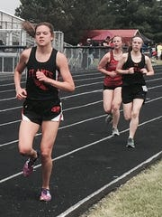 Two-time state qualifier Claire Reynolds heads to regionals