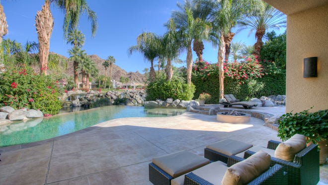 Hockey Hall-of-Famer and New York Rangers General Manager/President Glen Sather has put his 4,750-square-foot La Quinta home on the market for $2.7 million. The offseason four-bedroom, four-bathroom home in the gated Enclave Mountain Estates has a backyard pool, an adjacent pond and great views of the Santa Rosa Mountains.
