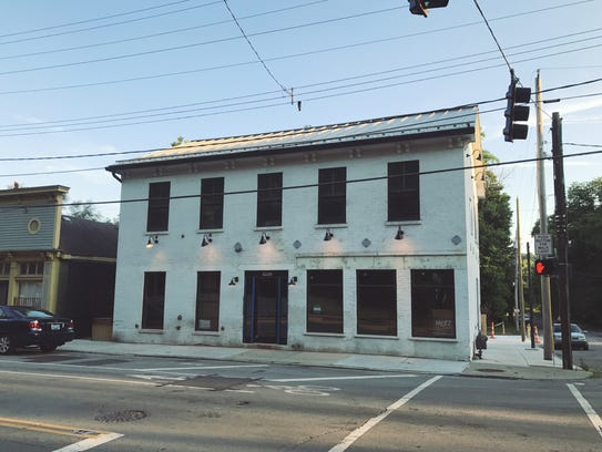 The Hi-Mark is a new bar in the East End from the owners