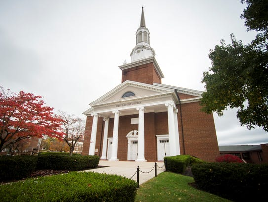 First Baptist Church of Jefferson City hired a woman