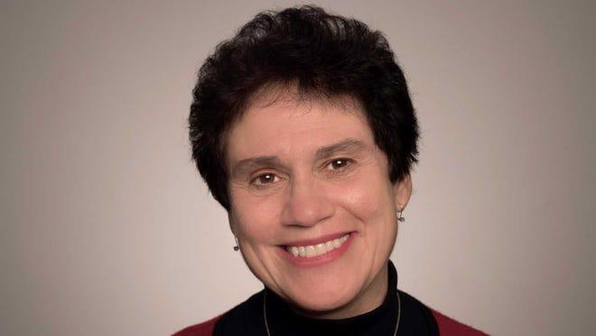 Congressional Democratic primary candidate Tracy Mitrano