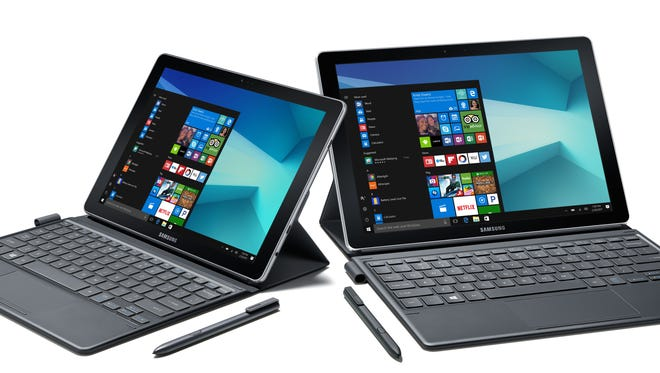 Provided by Intel, the LTE-supported Samsung Galaxy Book, with Verizon, is an example of an Intel-powered ACPC.