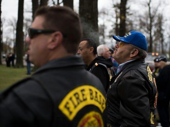 Fire Base Nam member and Vietnam War veteran George