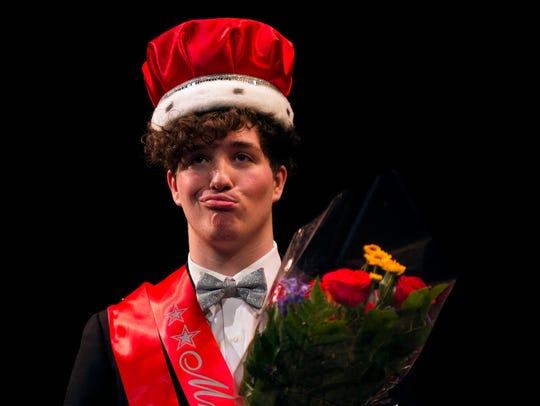 Mr. June Jacob Kell is crowned the 23rd Mr. Vineland