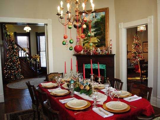 A scene from a house featured on a previous LANA Holiday