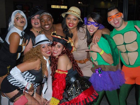 Unlike years past, Halloween Loop revelers won't be