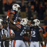 Auburn makes giant leap in AP and Coaches polls after 56-3 win Saturday