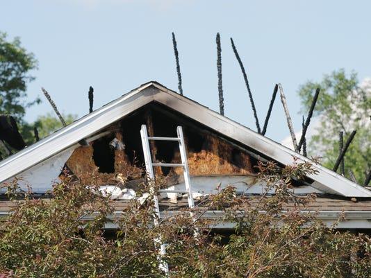 she n Lakeland College Apt Fire