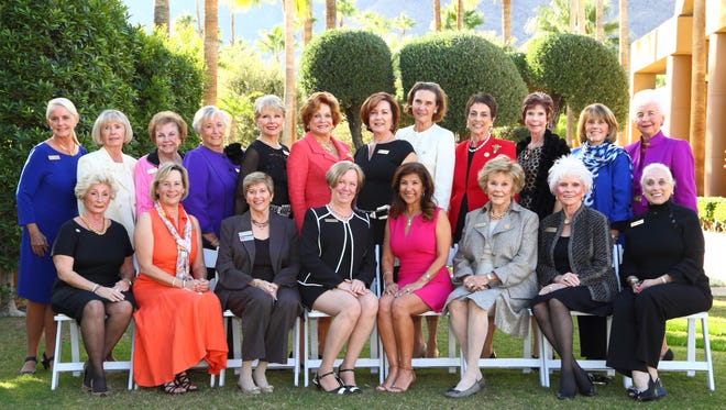 The Board of The Muses & Patroness Circle of the McCallum Theatre