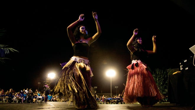 The Tiki Luau is an annual event at Arizona State University during the school's Fall Welcome week.