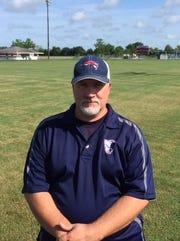 North Vermilion head coach Richard Prejean has a career