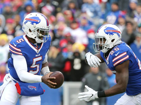 It is almost a certainty that the Bills starting quarterback