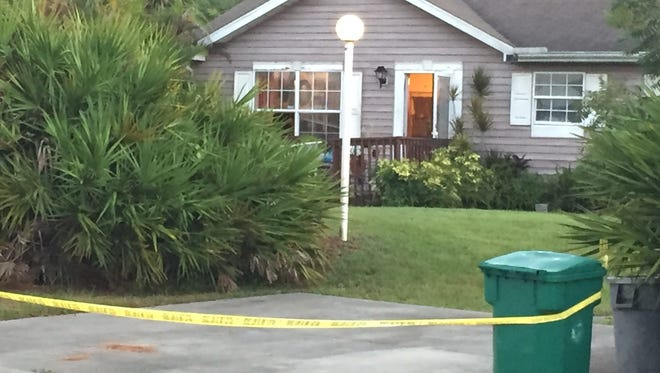 One person was killed and another injured in an officer-involved shooting in Palm Bay.