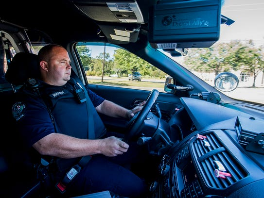 Martin, whoholds the rank of sergeant on first shift, joined the Prattville Police Department in 2005. He's been in law enforcement since 2000.