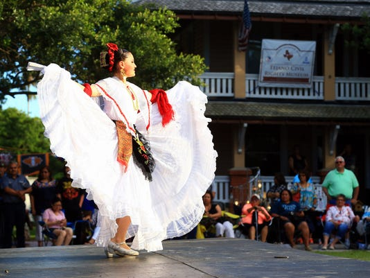 Ballet Folklorico Viva Mexico