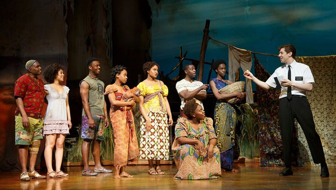 """""""The Book of Mormon"""" is coming to the Washington Pavilion."""