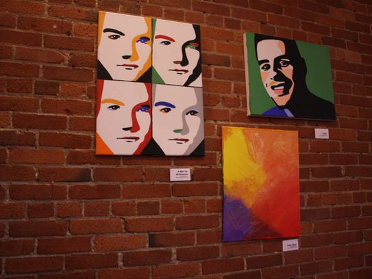 "Robert Hoover's ""Divinely Diverse"" showcase is among"