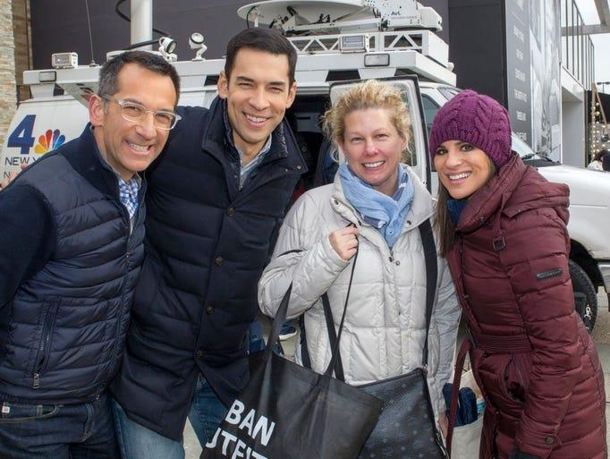 News 4 Team Stefan Holt, Natalie Pasquarella and Dave