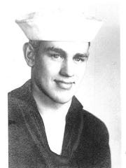 "Alexis ""Bill"" Parent was drafted as a high school senior in October 1944. He served as an electrician on a Navy LST (Landing Ship Tank), participating in several Pacific landing operations. He later returned to Richmond High School and graduated with the Class of 1947."
