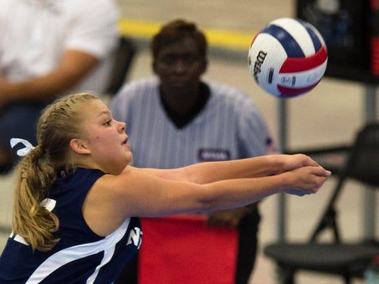 AHSAA All-Star Volleyball