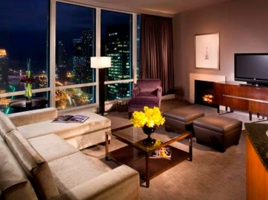 Business travelers opt for homes on the road for 9 x 13 living room