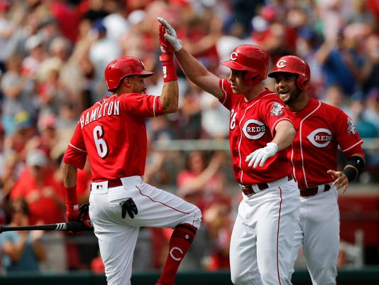 Chicago Cubs at Cincinnati Reds