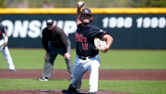 Ball State relief pitcher BJ Butler will make his second start of the season Wednesday in the Mid-American Conference Tournament.