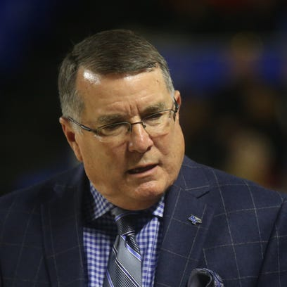 MTSU head coach Lynn Insell said cold shooting resulted