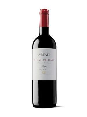 """Artadi """"Vinas de Gain"""" Tempranillo, Rioja Alavesa, 2010."""
