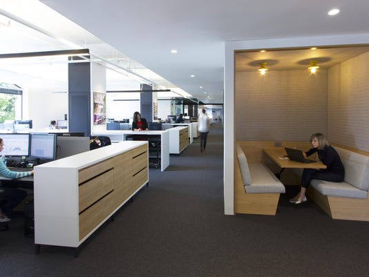 Gensler Morristown (c) Jessica Chernoff, courtesy of Gensler_Workplace