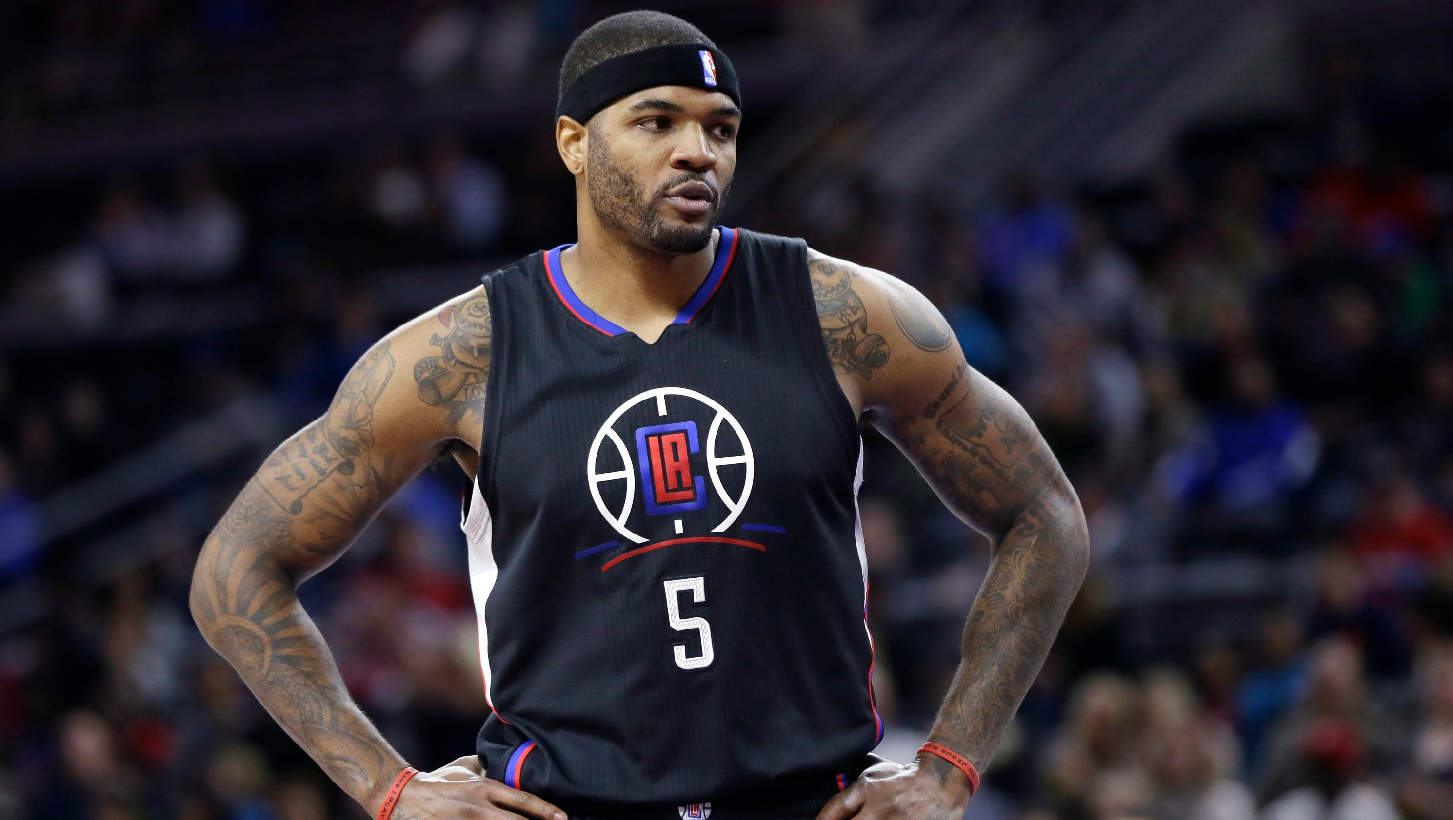 Josh Smith traded to Rockets from Clippers