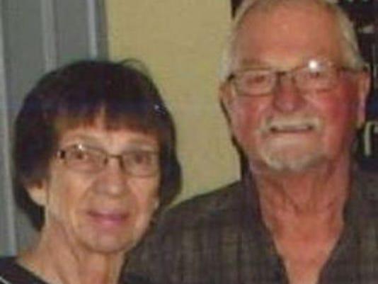 Anniversaries: Leroy Vockrodt & Sharon Vockrodt