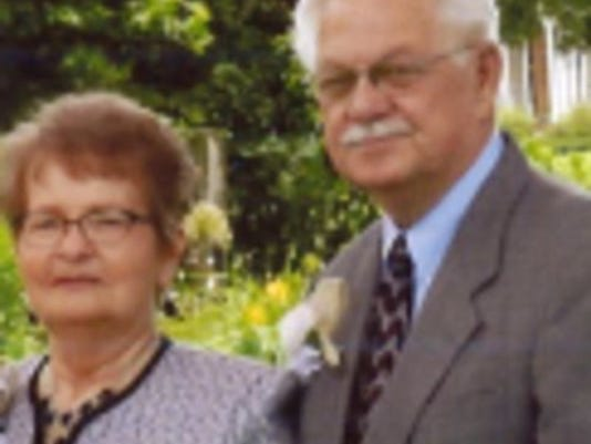 Anniversaries: Charles Nelson & Esther Nelson