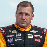 Ryan Newman outside Chase looking in - for now