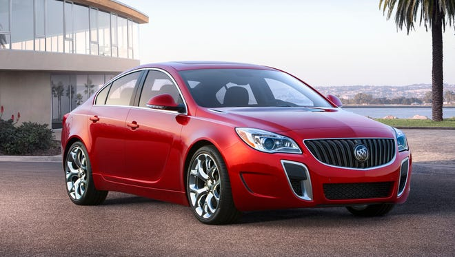 Thw 2015 Buick Regal GS -- better than a BMW 328i? Consumer Reports says so.