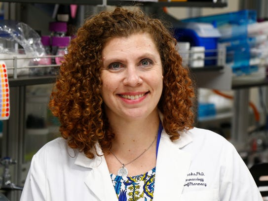 Tracy Brooks is Assistant Professor, Pharmaceutical Sciences at Binghamton University.