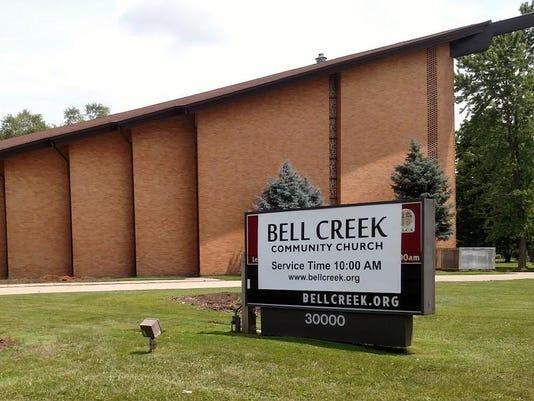 Bell Creek church