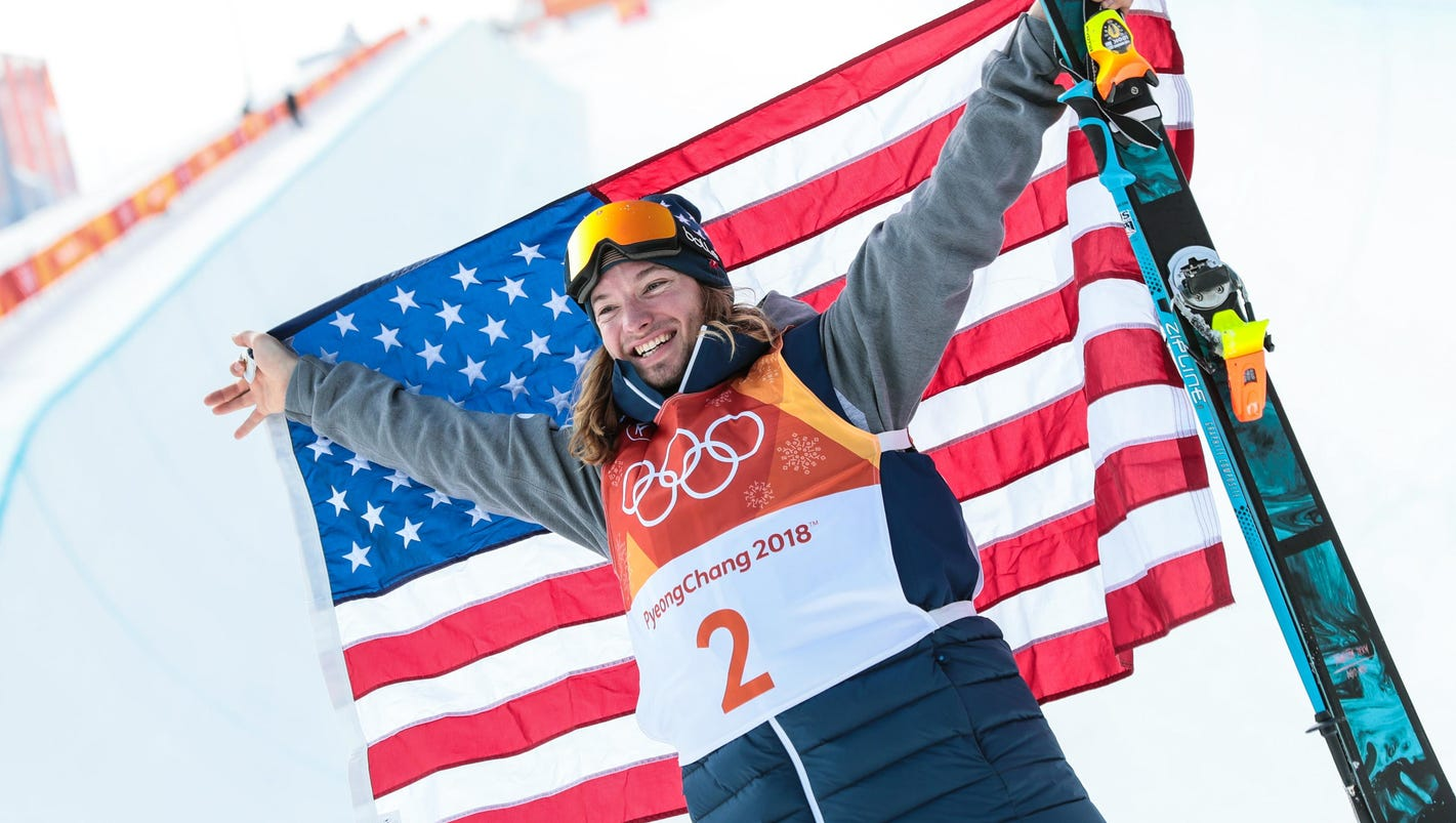 Wise goes for it, wins another Olympic gold for U.S.