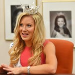 Miss Mississippi on being crowned, goals, the state flag,