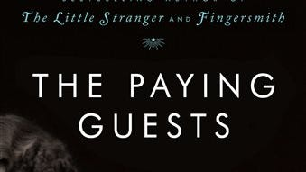 "This book cover image released by Riverhead shows ""The Paying Guests,"" by Sarah Waters."