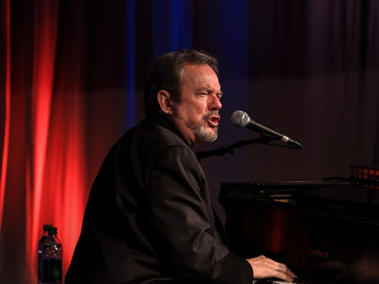Hall of Fame songwriter Jimmy Webb plays the Halloran Centre on Sept. 21.
