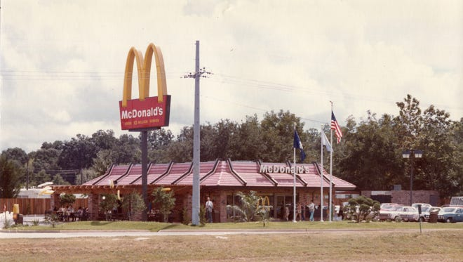 Acadiana's first McDonald's opened in 1972 at Willow and Evangeline Thruway. The Krampe family, Ed, E.J. and Chris, own and operate McDonald's throughout the Acadiana area. The site of Lafayette's first McDonald's location will close Oct. 12 and reopen anew in December.