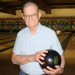 Livonia bowler Bill McCann, 89, is still finding the pocket with regularity.