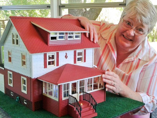 Kathy Smith-model house
