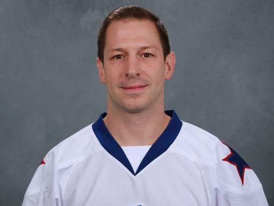 """Kevin Porter returns as captain of Rochester Americans. """"I'm honored to be picked by the coaching staff,'' he said. The Amerks start the 2018-19 season at 7:05 p.m. Friday vs. the Charlotte Checkers at  Blue Cross Arena."""