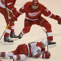 Detroit Red Wings recall Drew Miller, Jared Coreau from AHL