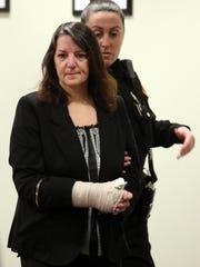 Opening statements were heard in the Michelle Lodzinski murder trial.