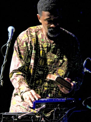 A recognized masterof the kalimba,Kevin Spears is certainly the African thumb piano's most visible prophet.