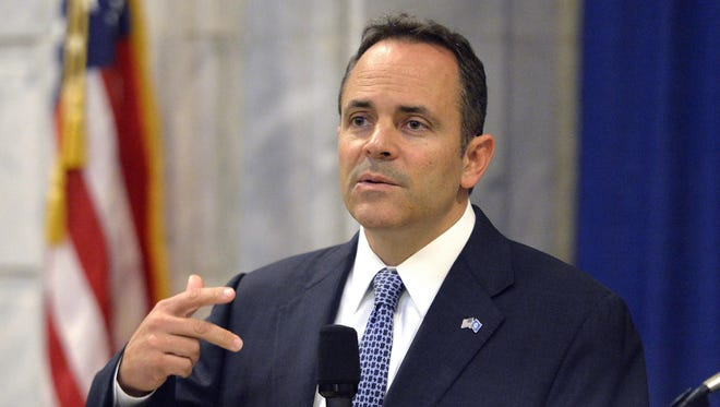 Kentucky Governor-elect Matt Bevin should keep his campaign promise to release his tax returns.