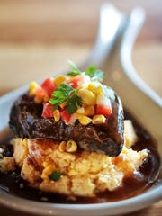 Braised Beef Short Rib at Babalu is Aspen Ridge beef
